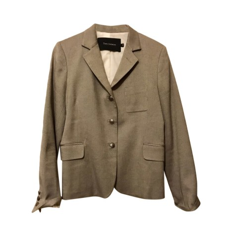 Blazer, veste tailleur TARA JARMON Beige, camel