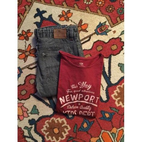 Pants Set, Outfit CFK Multicolor