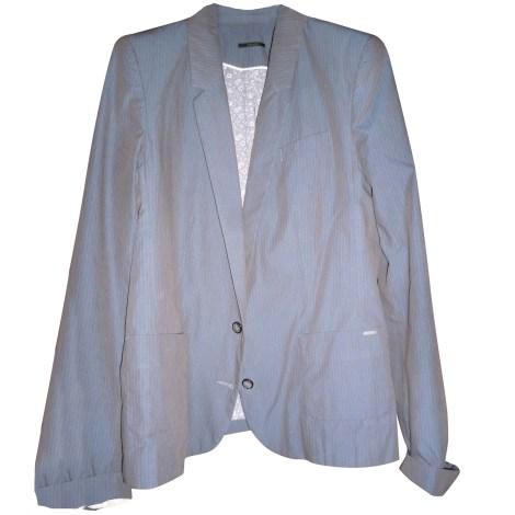 Blazer, veste tailleur IKKS Bleu, bleu marine, bleu turquoise