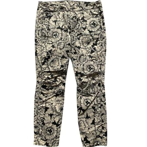 Jeans large, boyfriend G-STAR Noir et blanc