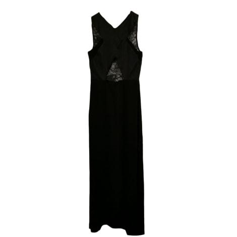 Robe longue GERARD DAREL Noir