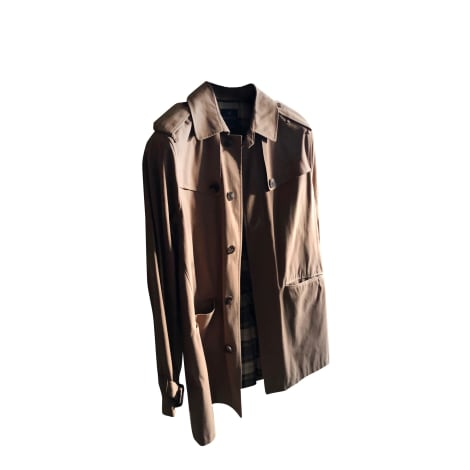 Imperméable, trench BROOKS BROTHERS Beige, camel