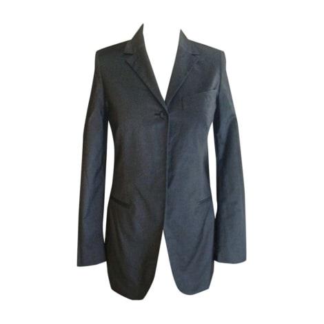 Tailleur pantalon ROMEO GIGLI Gris, anthracite