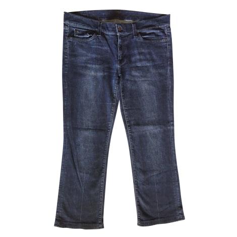 Jeans évasé, boot-cut 7 FOR ALL MANKIND Bleu, bleu marine, bleu turquoise