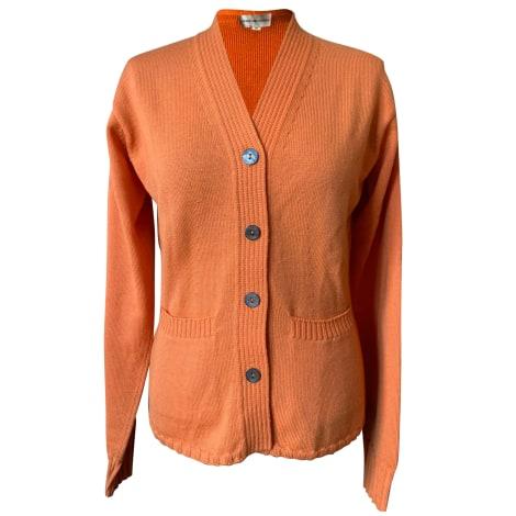 Gilet, cardigan DRIES VAN NOTEN Orange