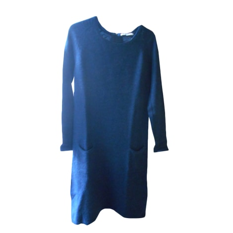 Robe mi-longue GERARD DAREL Bleu, bleu marine, bleu turquoise
