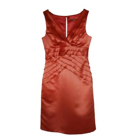 Midi Dress ALAIN MANOUKIAN corail