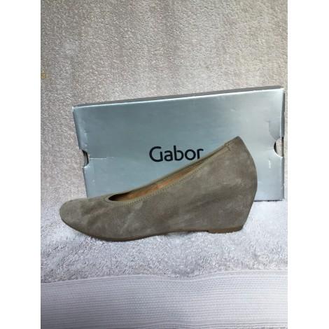 Ballerines GABOR Beige, camel