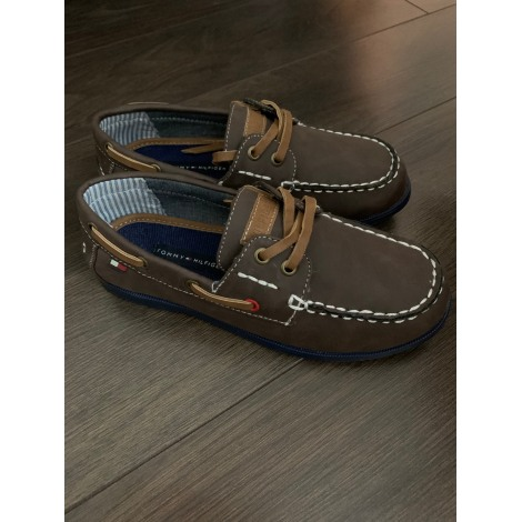 Loafers TOMMY HILFIGER Brown