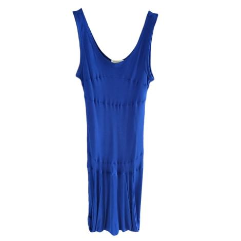 Robe courte DIESEL Bleu, bleu marine, bleu turquoise