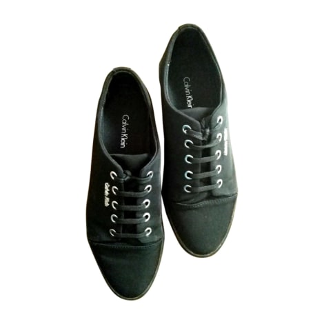 Chaussures à lacets  CALVIN KLEIN Noir