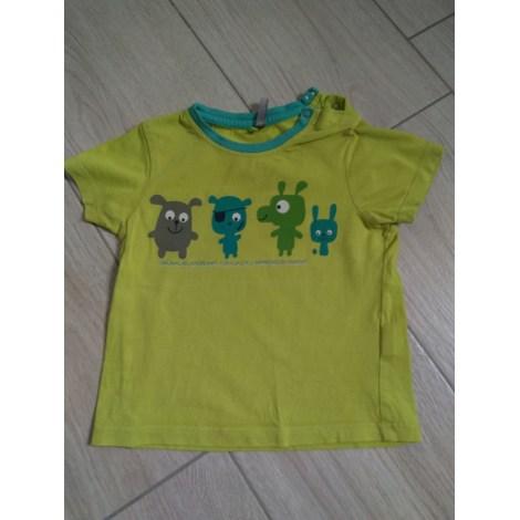 Top, tee shirt ORCHESTRA Vert
