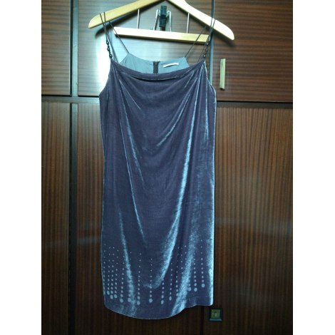 Robe courte CHATTAWAK Violet, mauve, lavande
