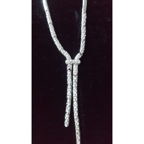 Pendentif, collier pendentif VICTORIA Argenté, acier