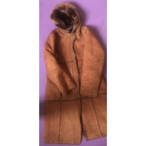 Manteau CYRILLUS Marron