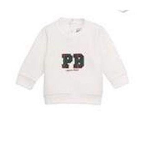 Sweatshirt PETIT BATEAU White, off-white, ecru