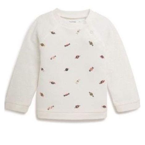 Sweatshirt BOUT'CHOU White, off-white, ecru