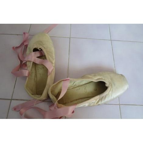 Chaussures de danse MARQUE INCONNUE Rose, fuschia, vieux rose