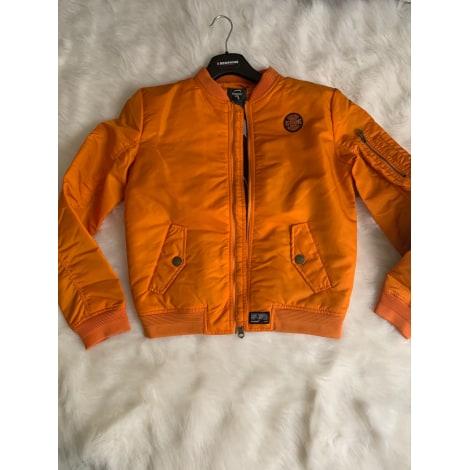 Blouson REDSKINS Orange