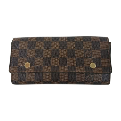 Geldbeutel LOUIS VUITTON Braun