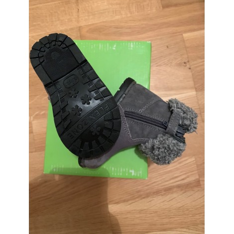Ankle Boots CHICCO Gray, charcoal
