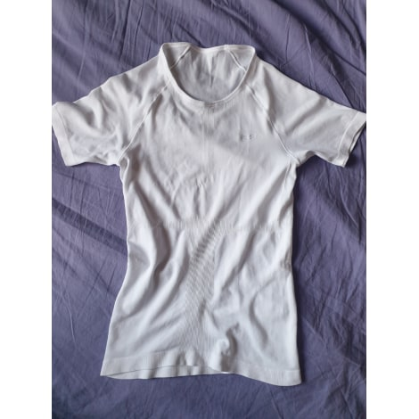 Haut de survêtement ODLO Blanc, blanc cassé, écru