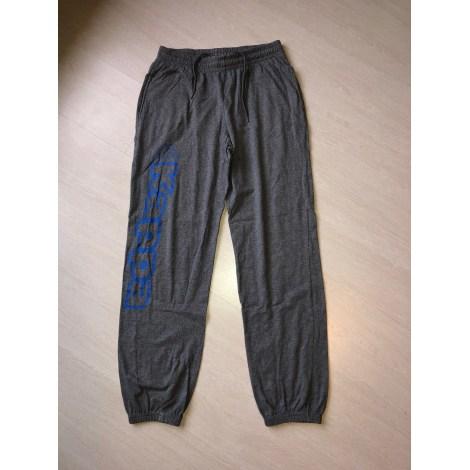 Pantalon de survêtement KAPPA Gris, anthracite