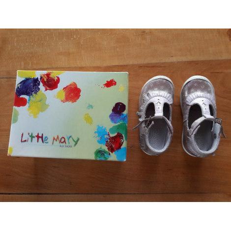 Sandales LITTLE MARY Rouge, bordeaux