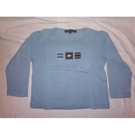 Tee-shirt LE PHARE DE LA BALEINE Bleu, bleu marine, bleu turquoise