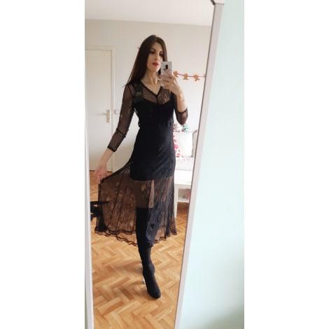 Robe longue DEBY DEBO Noir
