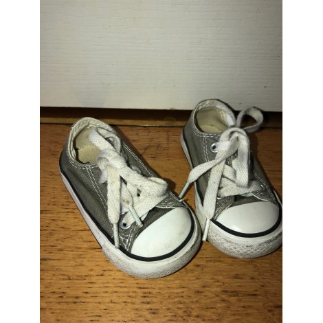 Sneakers CONVERSE Gray, charcoal