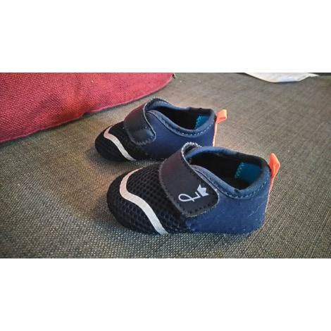 Velcro Shoes JACADI Blue, navy, turquoise
