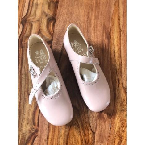 Chaussures à boucle START RITE Light pink
