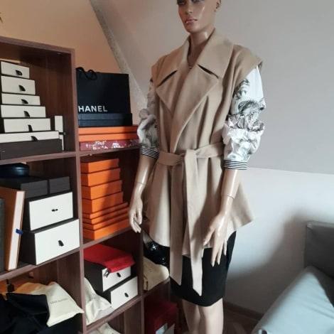 Blazer, veste tailleur AGNONA Beige, camel