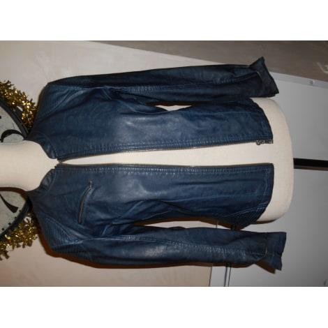 Blouson PROMOD Bleu, bleu marine, bleu turquoise
