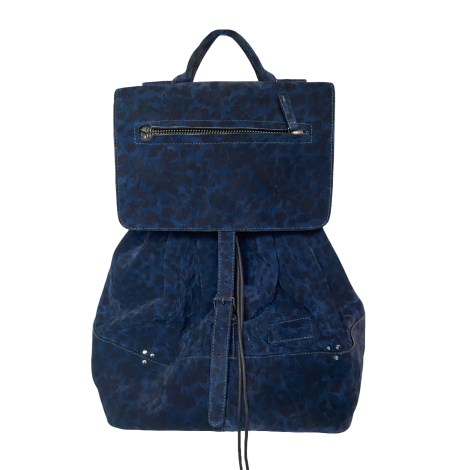 Backpack JEROME DREYFUSS Blue, navy, turquoise