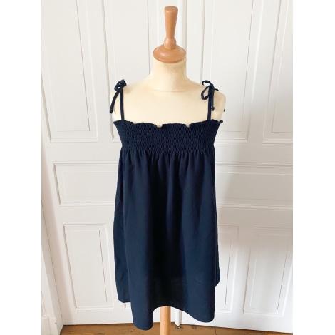 Robe HANDMADE Bleu, bleu marine, bleu turquoise