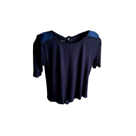 Top, tee-shirt THE KOOPLES Bleu, bleu marine, bleu turquoise