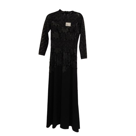 Robe longue THE KOOPLES Noir