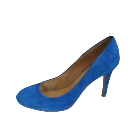 Escarpins NINE WEST Bleu, bleu marine, bleu turquoise