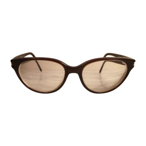 Monture de lunettes SONIA RYKIEL Marron