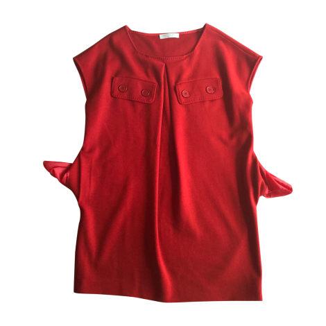 Robe tunique STELLA MCCARTNEY Rouge, bordeaux