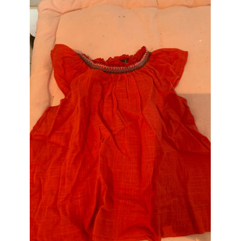 Robe BOUT'CHOU Rouge, bordeaux