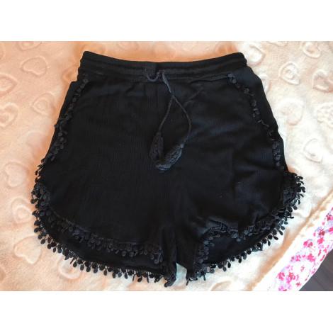 Short ZUIKI Noir
