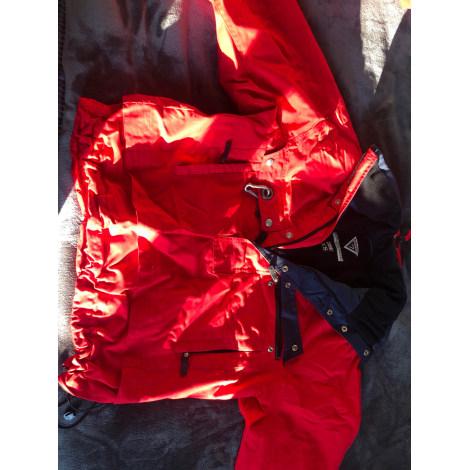 Blouson de ski DEGRÉ 7 Rouge, bordeaux