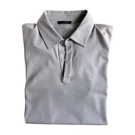 Polo LA PERLA Greige/gris clair