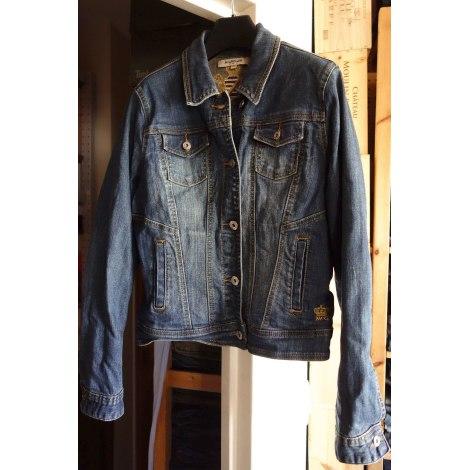 Veste en jean MC GREGOR Bleu, bleu marine, bleu turquoise