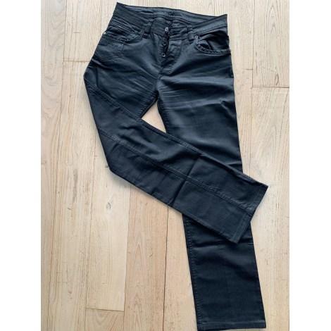 Pantalon droit KAPORAL Noir