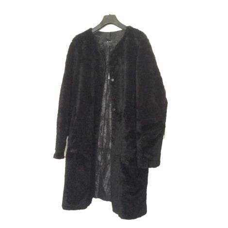 Manteau OUI Noir