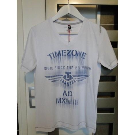 Tee-shirt TIMEZONE Blanc, blanc cassé, écru